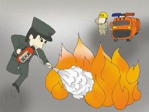 为公交师傅点赞!小轿车当街自燃公交司机挺身灭火